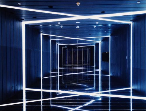 Diseño de iluminación para espacios